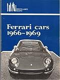 Ferrari Cars, 1966 to 1969, R. M. Clarke, 0906589592