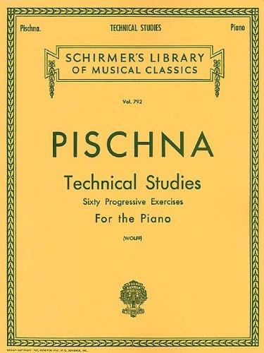 Piano Technical Exercises - 4