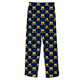 Outerstuff NCAA Michigan Wolverines Toddler Team Color Printed Pant, Dark Navy, 2T