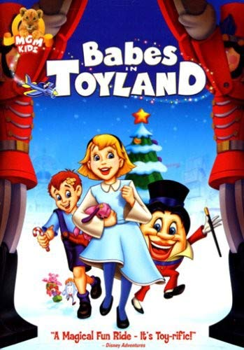 Babes In Toyland (Disney Treasures Annette)