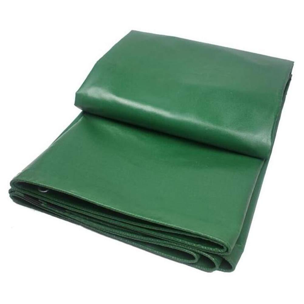 MuMa Plane Grün Sonnencreme Regenfest Wasserdicht LKW Elektrisch Billard Tabelle (Farbe : Grün, größe : 2  2M)