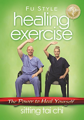 Exercise+DVD Products : Healing Exercise Sitting Tai Chi DVD - Basic Tai Chi Exercises To Rejuvenate, Energize and De-Stress; for Beginners, Seniors, And Those With Arthritis, Joint Pain, Back Pain and More