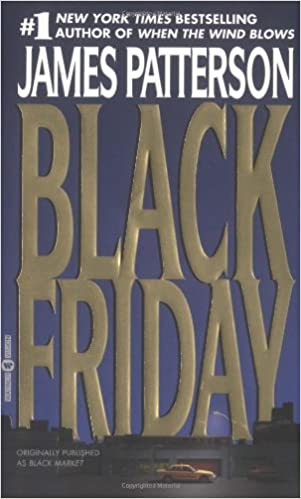 James Patterson - Black Friday Audiobook Free
