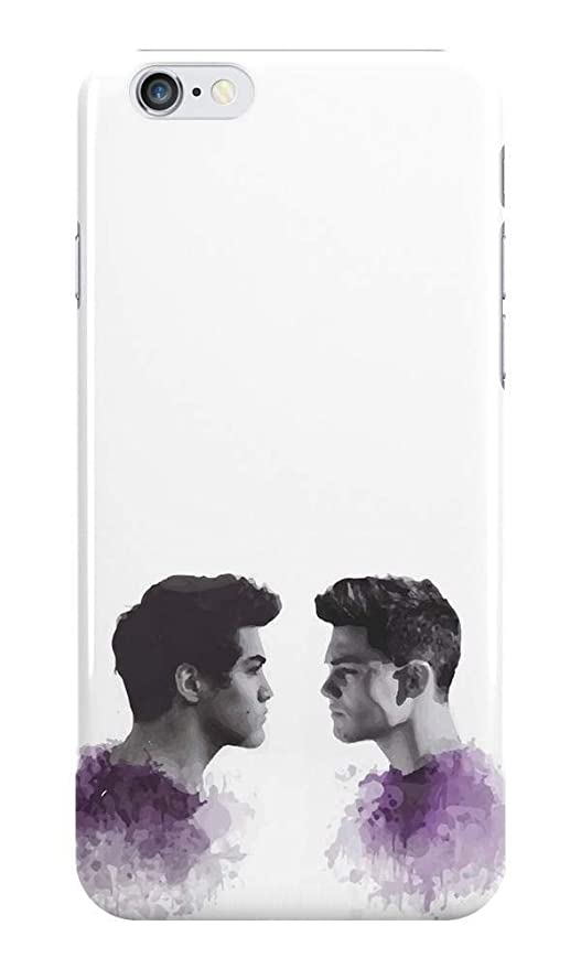 DOLAN TWINS American Duo iphone case