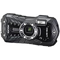 RICOH WG-50 black waterproof 14m withstand shock 1.6m cold -10 ° RICOH WG-50 BK 04571(Japan Import-No Warranty)