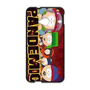 south park pandemic HTC One M7 Cell Phone Case Black Customized Items zhz9ke_7291350
