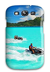 marlon pulido's Shop Hot Tpu Cover Case For Galaxy/ S3 Case Cover Skin - Bora Bora