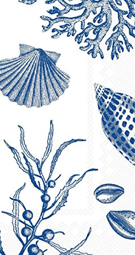 Nautical Paper Napkins - 6