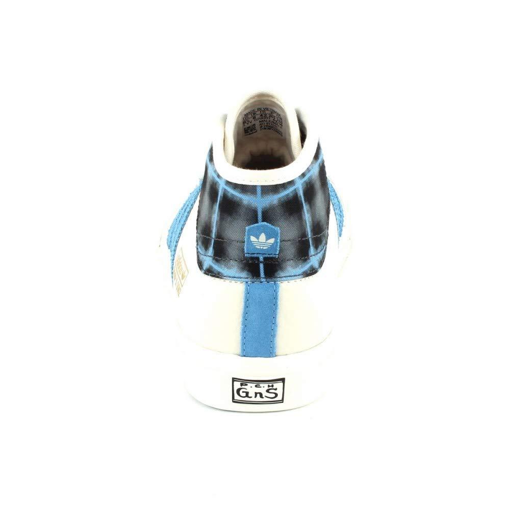 4e3ec876d6210b adidas Originals Matchcourt MID X Snoop X G White  Amazon.co.uk  Shoes    Bags
