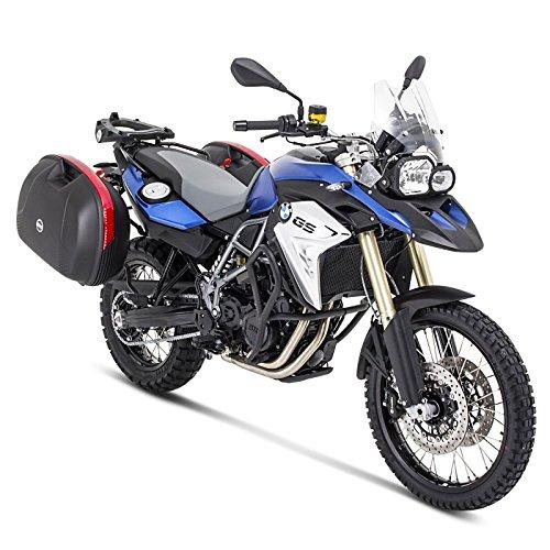 Juego de maletas laterales Set Kawasaki Versys 1000 2017 Givi Monokey E360N negro: Amazon.es: Coche y moto