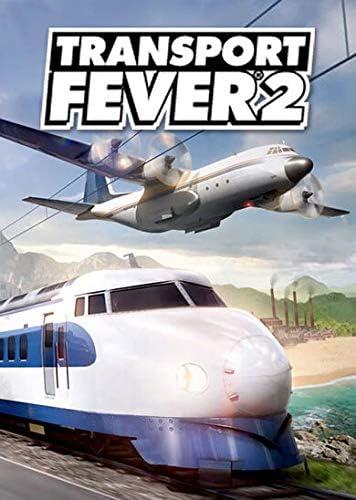 Transport Fever 2 【PC版】Steamコード 日本語対応 有効化マニュアル付き(コードのみ)