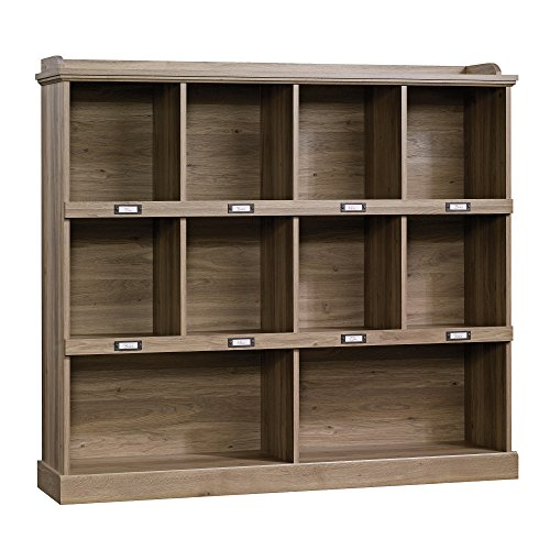 Cheap  Sauder Barrister Lane Bookcase in Salt Oak