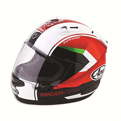 Ducati Red Arrow RX-GP Helmet Medium
