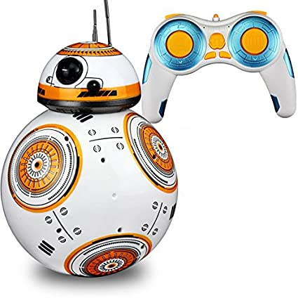 "Star Wars /""Hyperdrive BB-8/"" Remote Controlled Robot Brand New in Box!"