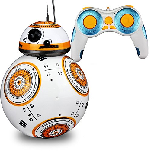 2.4G Remote Control Rc BB-8 Droid football ROBOT