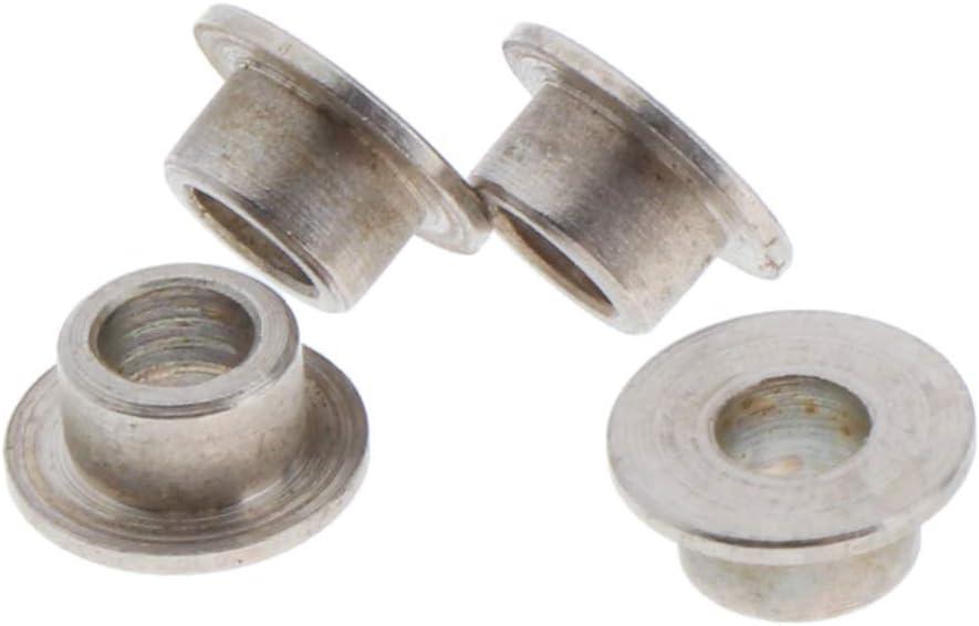 Perfeclan 8X Douille /à Bride M/étallique pour Wltoys 144001 1//14 RC Buggy Accessoires