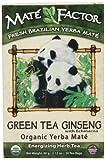 Cheap Mate Factor Tea Mate' – Green Ginsing, 20 Count