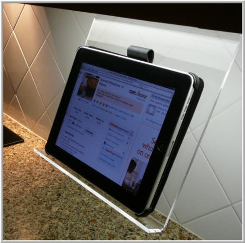 The Original Kitchen iPad Rack / Stand / Holder, Best Gadgets