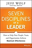 img - for Seven Disciplines of A Leader Hardcover - November 17, 2014 book / textbook / text book