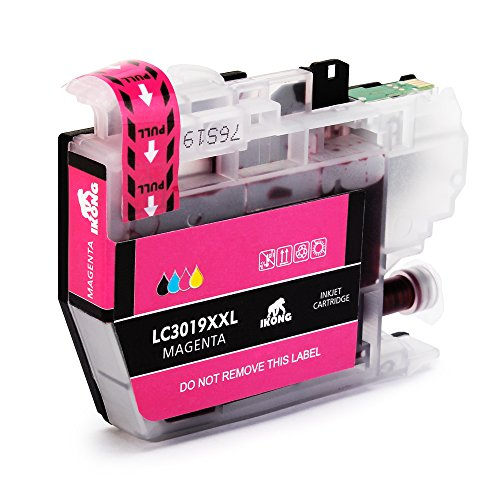 4-Pack IKONG LC3019 Compatible Ink Cartridge Replacement for Brother LC3019 XXL Works with Brother MFC-J6930DW MFC-J5330DW MFC-J6530DW MFC-J6730DW Printer Photo #3