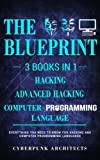 Computer Programming Languages & Hacking & Advanced Hacking: 3 Books in 1: THE BLUEPRINT: Everything You Need To Know (CyberPunk Blueprint Series) (Volume 6)