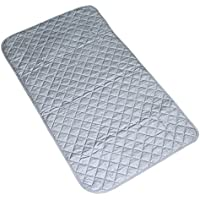 Life Journey Tech Magnetic Ironing Mat Pad Cover for washer, dryer or anywhere. 23.6 x 21.6. Can be used as a padding protector for your appliances. Perfect iron blanket for quilting or travel.