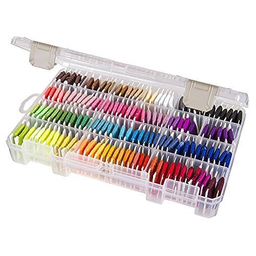 ArtBin Floss Finder Plastic Storage Box, 6840JN