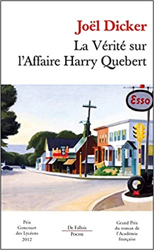 Image result for la vérité sur l'affaire harry quebert