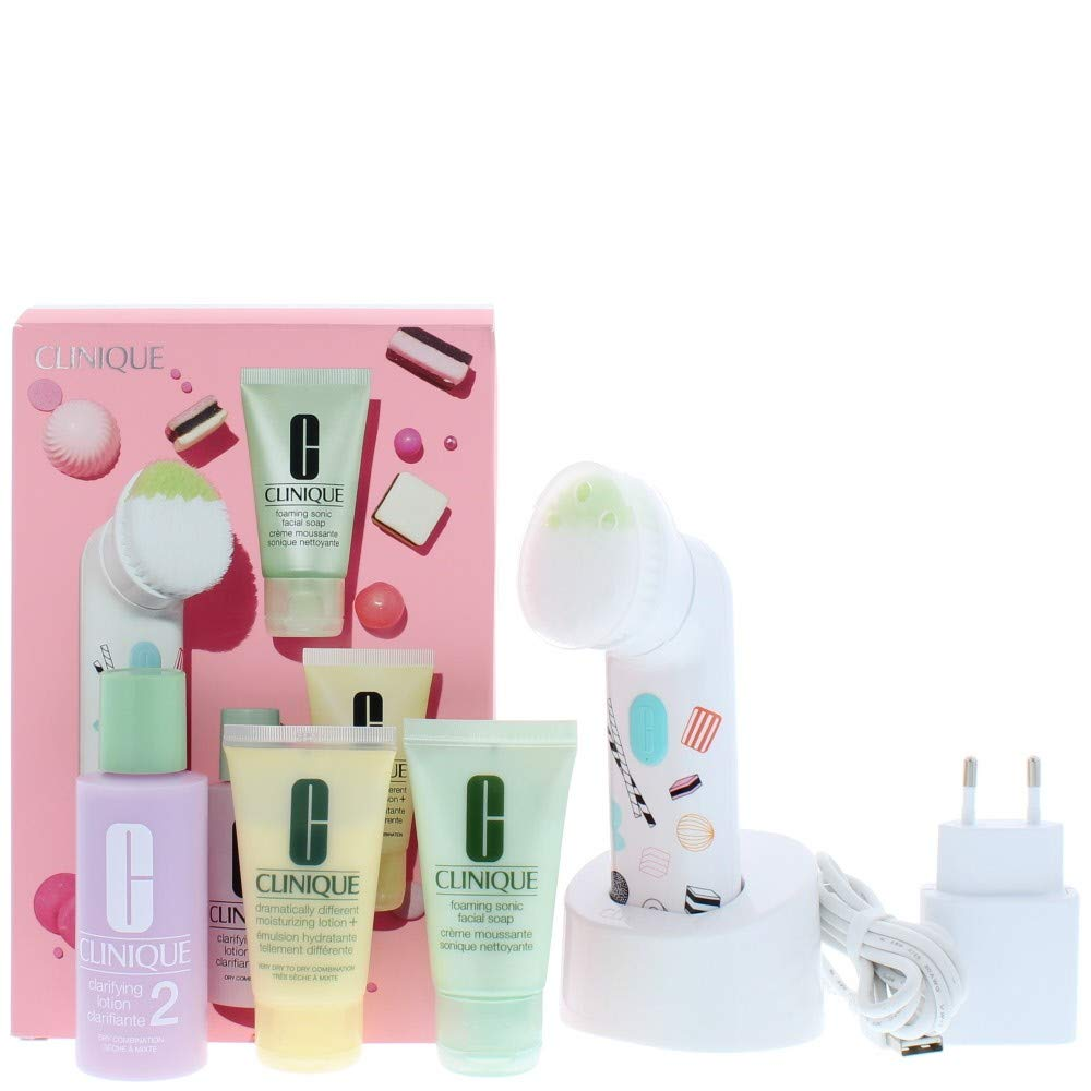 Clinique Sweet Sonic Gift Set For Her, Dry To Dry Combination Skin CLICOSC79831059