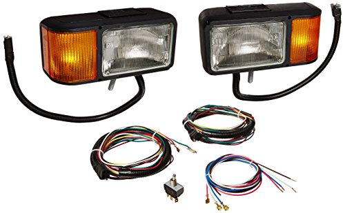 Truck-Lite 80888 Economy Snow Plow/ATL Light Kit