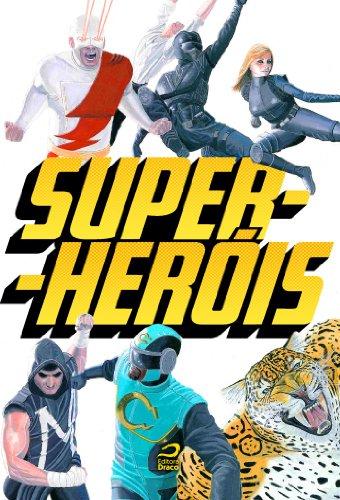 Super-Heróis (Portuguese Edition)