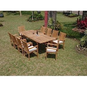 51jkgKSCaNL._SS300_ 51 Teak Outdoor Furniture Ideas For 2020