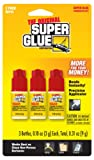 Super Glue Super Glue SGP33-6 Spill-Resistant Bottle, 18-Pack