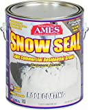 AMES RESEARCH LABORATORIES SSC1 Snow Seal Gallon Roof Coating White