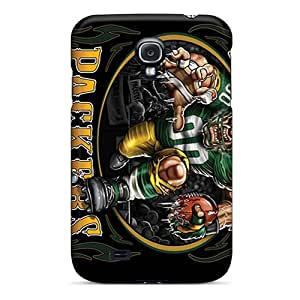 Fnr2901oZju Snap On Case Cover Skin For Galaxy S4(green Bay Packers)