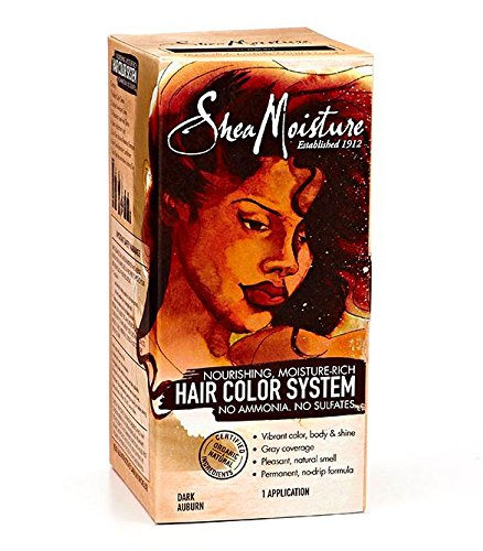 Shea Moisture Hair Color System