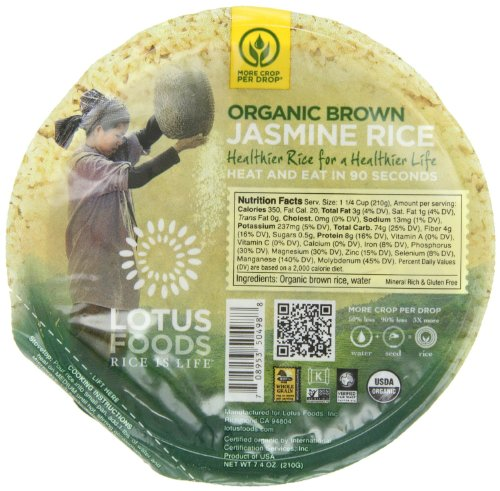 lotus organic jasmine rice bowls - 2
