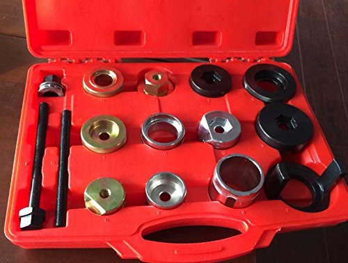 BMW E36 E46 Rear Axle Bushing Bushes Remove Install Repair Tool Set Rear Bush Installation Tool