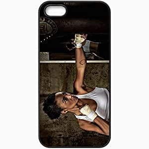 Personalized iPhone 5 5S Cell phone Case/Cover Skin 39287 Black