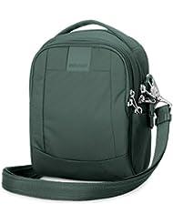 Pacsafe Metrosafe LS100 Anti-Theft Cross-Body Bag, Pine Green