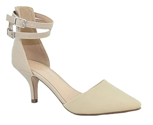 Nude short women high heels very pity