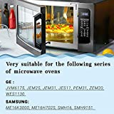 """11.25"""" Microwave Plate Replacement, Compatible with"""