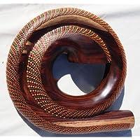 Wooden Spiral Didgeridoo