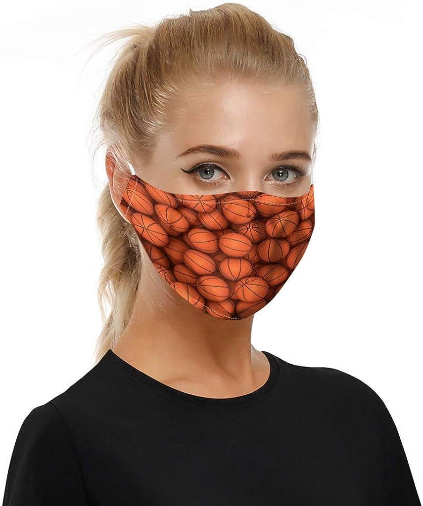 3D R/éutilisable Coton Visage Bouche Lavable Moiti/é Visage Couverture Sport Housse de Protection Coussin De Bouche Tissus Non-Tiss/és Couche de R/églable Bricolage