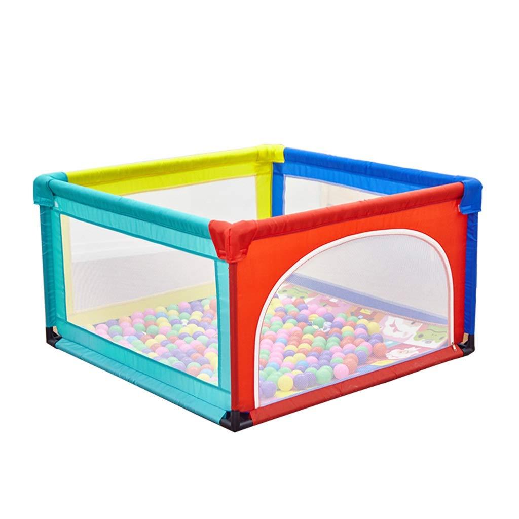 お気に入り ベビーサークルプレイヤード 防護柵遊び柵遊び場 子供の遊び場幼児柵 屋内クロール柵安全柵 Multicolor, 子供用ギフト ベビーサークルプレイヤード (Color : : Multicolor, Size Size : 120*95*68CM) 120*95*68CM Multicolor B07M64NQL6, CLOVER DEPOT(クローバーデポ):43911235 --- a0267596.xsph.ru