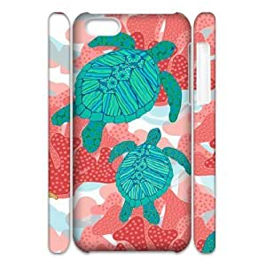 Animal Prints 3D-Printed ZLB574881 Brand New 3D Phone Case for Iphone 5C