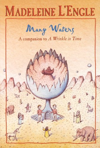 Many Waters - Many Waters