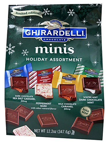 - Ghirardelli Chocolate Minis Holiday Assortment XL