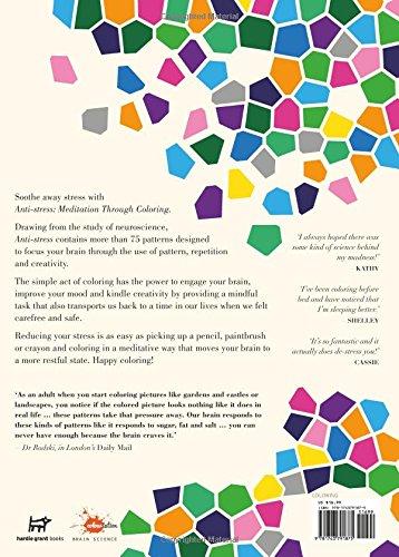 Amazon Anti Stress Meditation Through Coloring 9781743791875 Stan Rodski Books