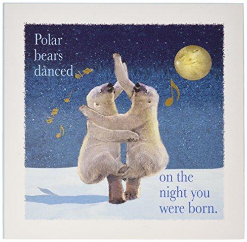 Nat and Jules Polar Bears Danced Wall (Peek A-boo Friends Wall)
